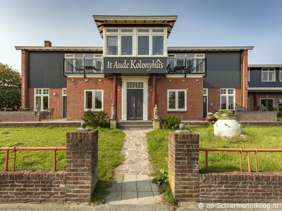 Klik hier voor meer informatie over Appartement Tante Cap in It Aude Kolonyhûs